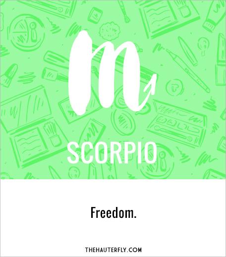 Scorpio_Weekly Horoscope_April 3-9_Hauterfly