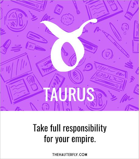 Taurus_Weekly Horoscope_May 1-7 2017_Hauterfly