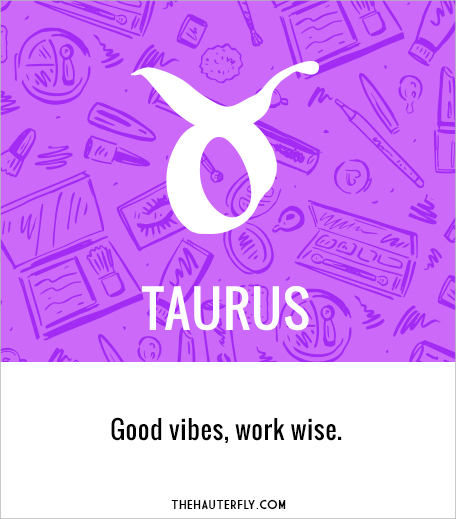 Taurus_Weekly Horoscope_April 3-9_Hauterfly
