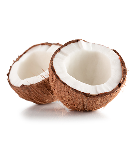 Foods to eat for glowing skin_Coconuts_Hauterfly