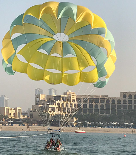Parasailing_Adventure Sports_Travel_Hauterfly