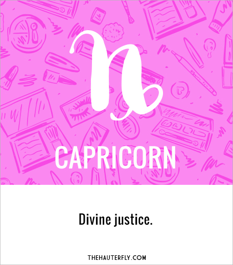 Capricorn_Weekly Horoscope_May 15-21_Hauterfly