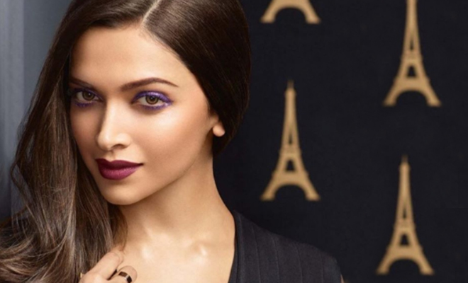 Get The Look: Deepika Padukone's Purple Eye Makeup Is Too ...