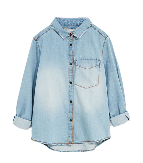 Zara Denim Shirt_Boi's Budget Buys_May 6_Hauterfly