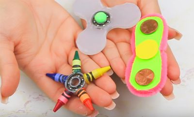 DIY Fidget Spinners_Hauterfly