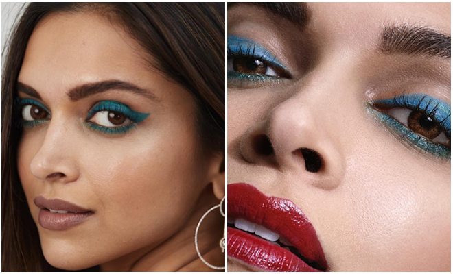 #Cannes2017: Get Deepika's Blue Eyed Look From Day 1 ...