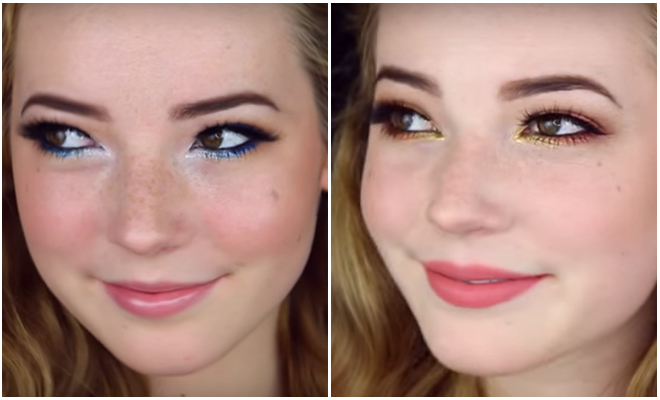 Gemini Inspired Makeup Tutorial_Hauterfly