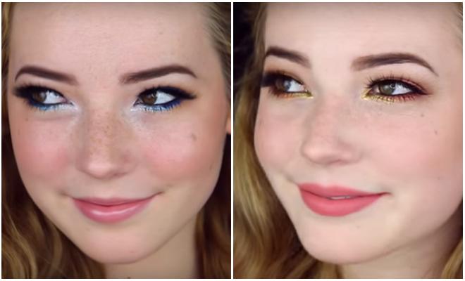 Gemini Inspired Makeup Tutorial_Hauterfly