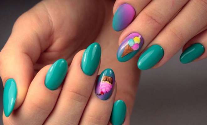 Icrecream Nail art Trend_Featured_Hauterfly