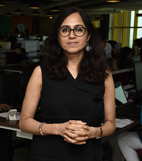 Women in digital_Ritu Kapur_The Quint_Hauterfly