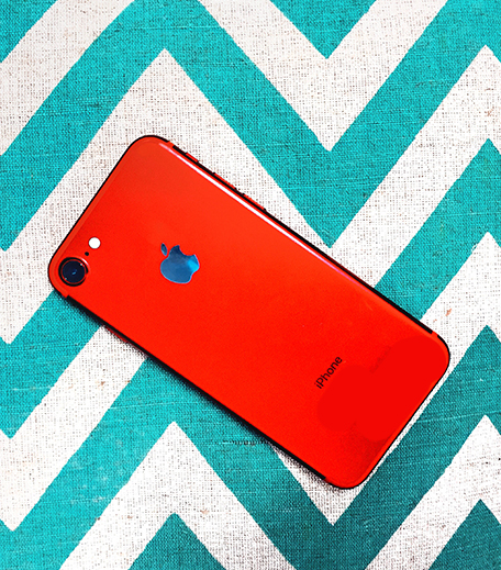 Red iPhone 7 review_Hauterfly