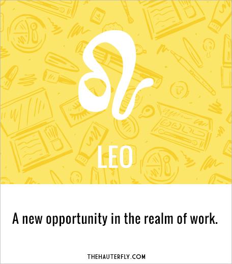 Leo_Weekly Horoscope_May 15-21_Hauterfly