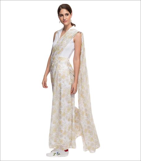 Rheson White Mogra Palazzo Sari_Editor's Picks_Hauterfly