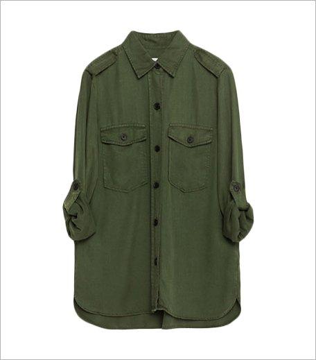Kriti Sanon style_Zara shirt_Hauterfly
