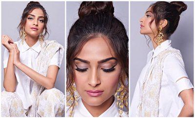 Get the look_Sonam Kapoor Top Knot_Featured_Hauterfly