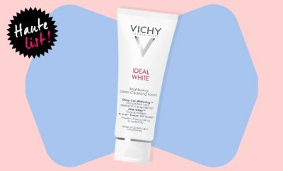 Vichy Ideal White Brightening Deep Cleansing Foam_Featured_Hauterfly