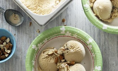 Almond Coffee Ice Cream_hauterfly