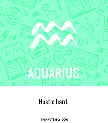 Aquarius_Weekly Horoscope_June 12-18 2017_Hauterfly