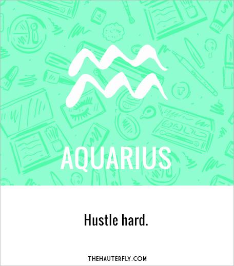 Aquarius_Weekly Horoscope_June 12-18 2017_Hauterfly