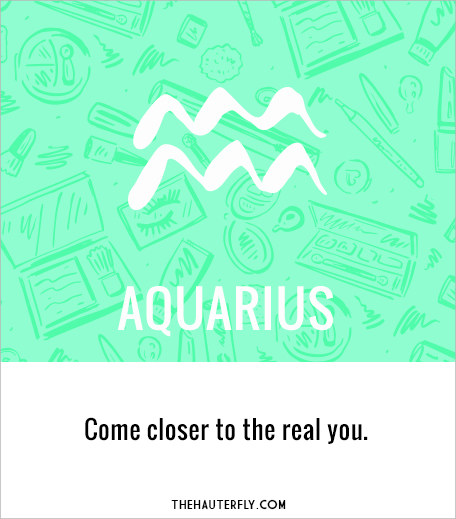 Aquarius_Weekly Horoscope_June 19-24 2017_Hauterfly