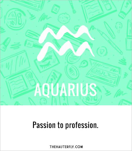 Aquarius_Weekly Horoscope_June 26-July 2 2017_Hauterfly