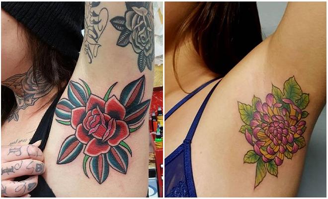 Armpit Tattoos_Featured_Hauterfly