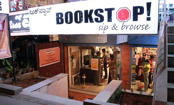 Bookstop_Book Shops In Koramangala_Hauterfly