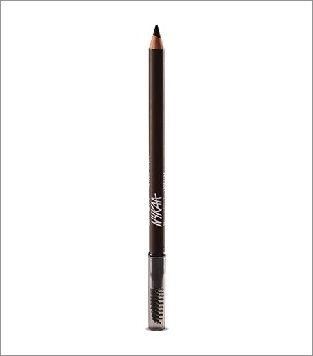 Best beauty launches June 2017_Nykaa Brow Pencil_hauterfly