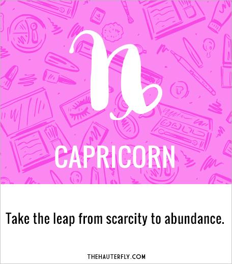 Capricorn_Weekly Horoscope_June 26-July 2 2017_Hauterfly