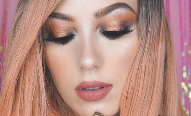 Copper Eyesshadow beauty trend_Featured_Hauterfly