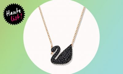 Swarovski Iconic Swan Pendant_Editor's Picks_Featured_Hauterfly