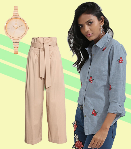 3 ways to wear pants to work_Look 2_Hauterfly