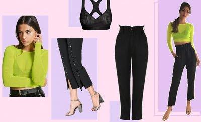 Kriti Sanon Style Neon Athleisure Get The Look_ Featured_Hauterfly