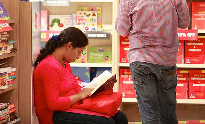 Landmark Stores_Book Shops In Koramangala_Hauterfly
