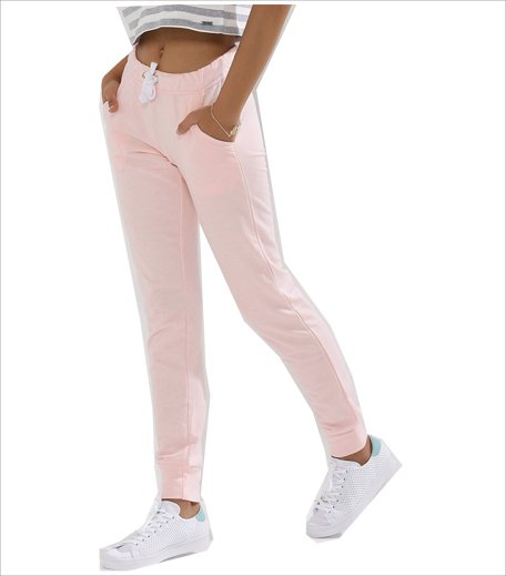 What is millenial pink_Koovs joggers_Hauterfly