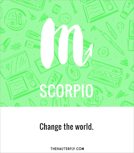Scorpio_Weekly Horoscope_June 19-24 2017_Hauterfly