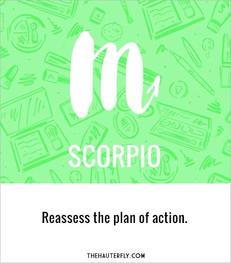 Scorpio_Weekly Horoscope_June 26-July 2 2017_Hauterfly