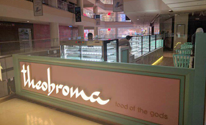 Places to eat under Rs 100_Theobroma_hauterfly