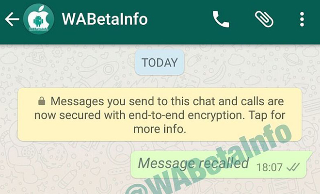 whatsapp recall message_Hauterfly
