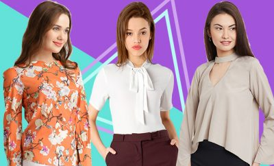 Work wear Blouses_Hauterfly