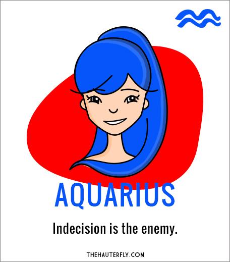 Weekly Horoscope_Aquarius_July 17-23 2017_Hauterfly