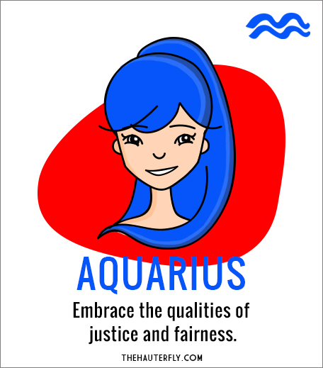 Aquarius_Weekly Horoscope_July 31-Aug 6 2017_Hauterfly