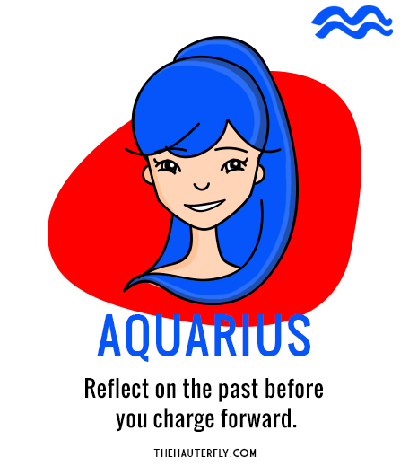 Aquarius_Weekly horoscope July 3-9 2017_Hauterfly