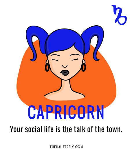 Capricorn_Weekly Horoscope_July 3-9 2017_Hauterfly