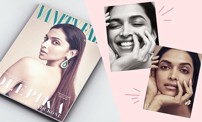 Deepika Padukone Vanity Fair Cover Makeup Look_Featured_Hauterfly