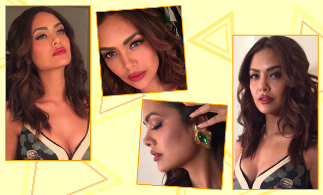 Esha Gupta Makeup Look_BMW Launch_Featured_Hauterfly