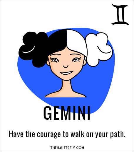 Gemini_Weekly Horoscope_July 24-30 2017_Hauterfly