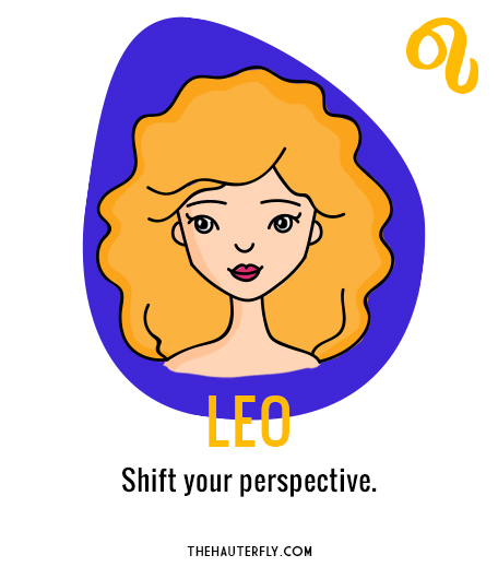Leo_Weekly Horoscope July 10-16_Hauterfly