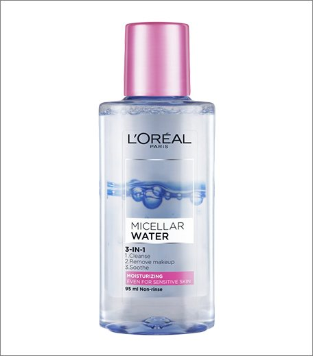 Best Budget Makeup Removers_L'Oreal Micellar water MakeUp Remover_Hauterfly