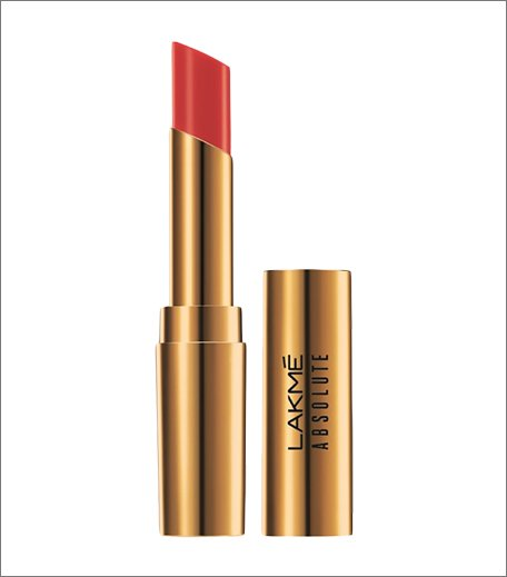 Must Have Lakme Lipsticks_Lakme Absolute Argan Oil Lip Color - Drenched Red_Hauterfly
